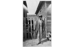 Former slave William Colburt at 93. From the LoC collection of slave narrative.